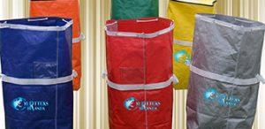 tekstil taşıma torbası banner kucuk