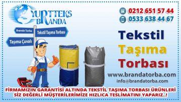 Özel Tekstil Taşıma Torbası